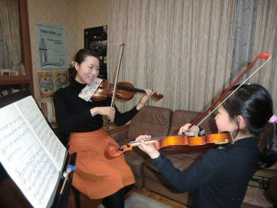 ピアノ教室、音楽教室(楽器・声楽など)