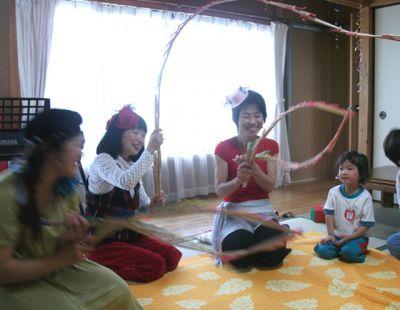 子供の習い事・お稽古、親子参加の行事等