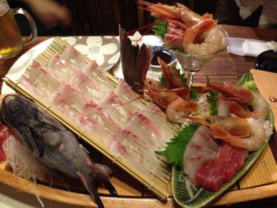 魚屋、新鮮な海産物が手に入る店 など